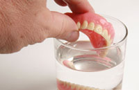 An explanation of dentures