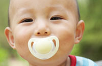 pacifiers can harm teeth