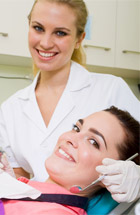 There are many good reasons for having your teeth cleaned