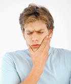 Some common toothache causes