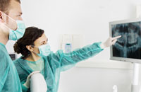 Explicación de las radiografías